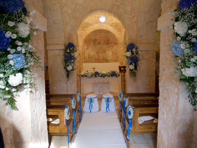 Il matrimonio di Alessio e Claudia a Fasano, Brindisi 19