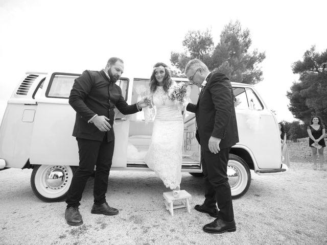 Il matrimonio di Alessio e Claudia a Fasano, Brindisi 25