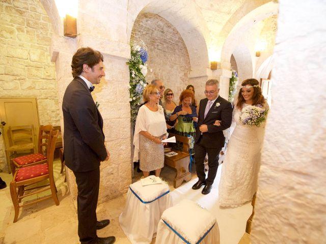 Il matrimonio di Alessio e Claudia a Fasano, Brindisi 27