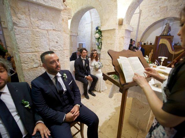 Il matrimonio di Alessio e Claudia a Fasano, Brindisi 28