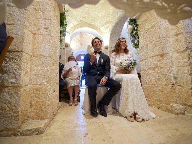 Il matrimonio di Alessio e Claudia a Fasano, Brindisi 29