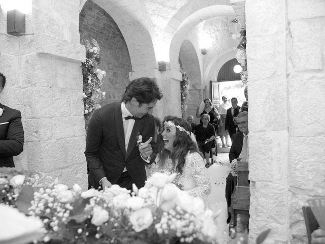 Il matrimonio di Alessio e Claudia a Fasano, Brindisi 30