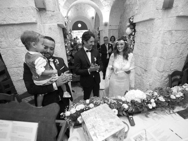 Il matrimonio di Alessio e Claudia a Fasano, Brindisi 35