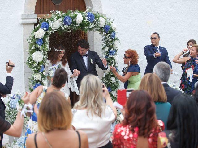 Il matrimonio di Alessio e Claudia a Fasano, Brindisi 40