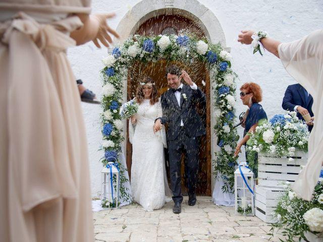 Il matrimonio di Alessio e Claudia a Fasano, Brindisi 41