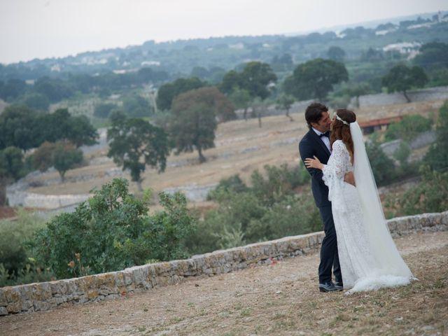 Il matrimonio di Alessio e Claudia a Fasano, Brindisi 47