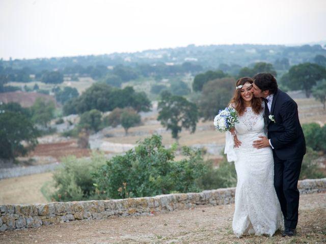 Il matrimonio di Alessio e Claudia a Fasano, Brindisi 49