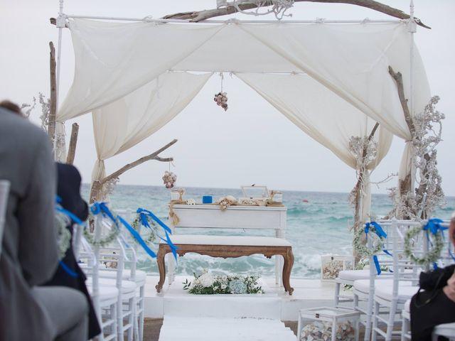 Il matrimonio di Alessio e Claudia a Fasano, Brindisi 57