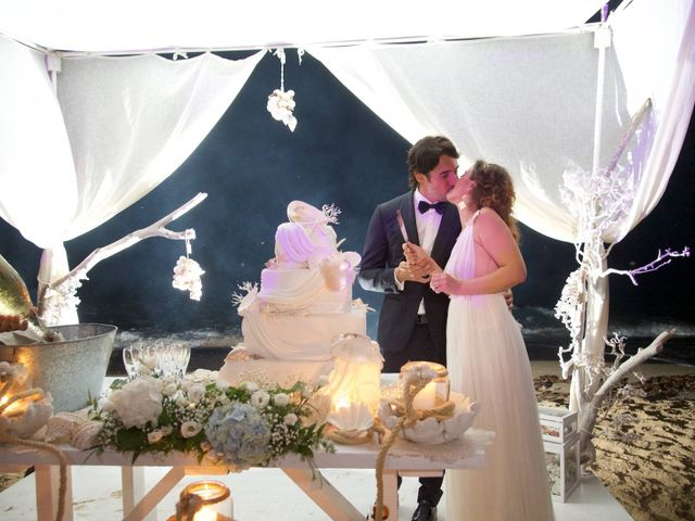 Il matrimonio di Alessio e Claudia a Fasano, Brindisi 110