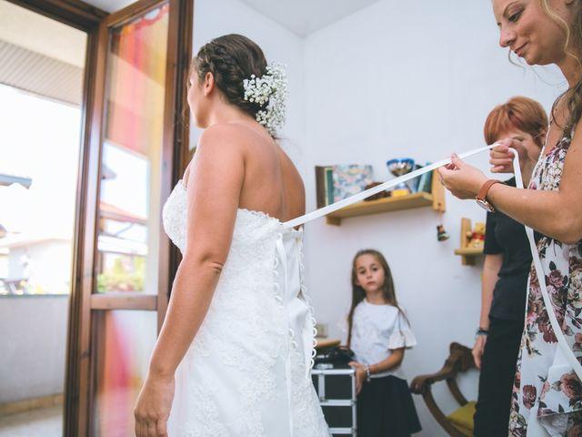 Il matrimonio di Simone e Giovanna a Vanzaghello, Milano 35