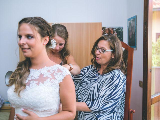 Il matrimonio di Simone e Giovanna a Vanzaghello, Milano 40