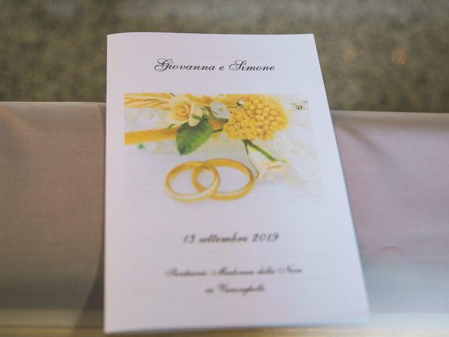 Il matrimonio di Simone e Giovanna a Vanzaghello, Milano 47