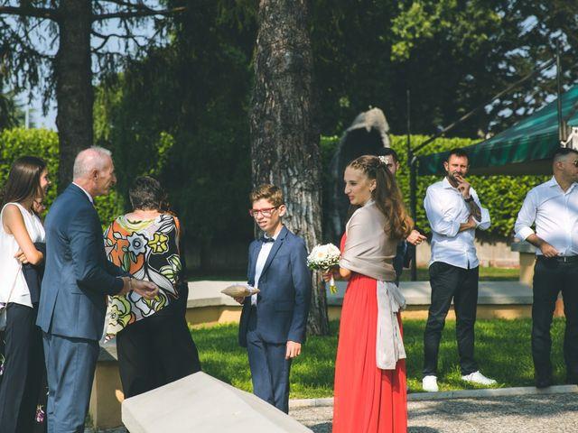 Il matrimonio di Simone e Giovanna a Vanzaghello, Milano 53