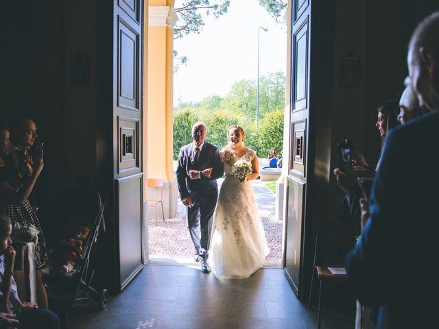 Il matrimonio di Simone e Giovanna a Vanzaghello, Milano 58