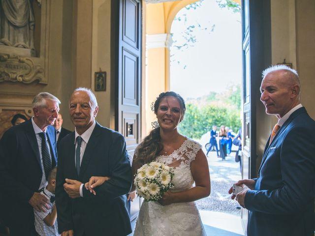 Il matrimonio di Simone e Giovanna a Vanzaghello, Milano 59