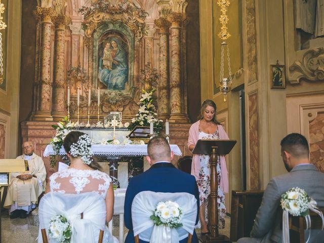 Il matrimonio di Simone e Giovanna a Vanzaghello, Milano 64