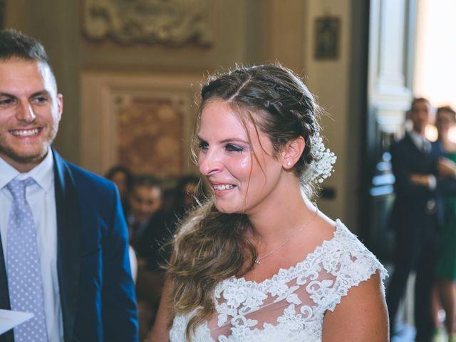 Il matrimonio di Simone e Giovanna a Vanzaghello, Milano 74