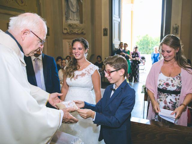 Il matrimonio di Simone e Giovanna a Vanzaghello, Milano 75