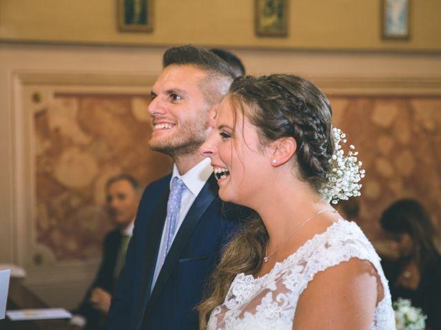 Il matrimonio di Simone e Giovanna a Vanzaghello, Milano 83