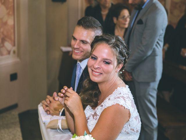Il matrimonio di Simone e Giovanna a Vanzaghello, Milano 88