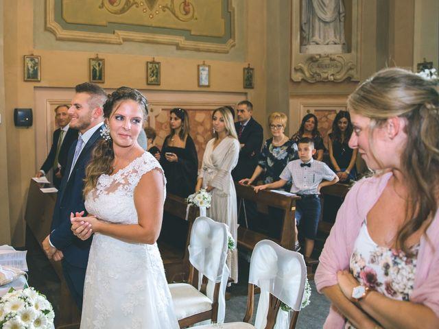 Il matrimonio di Simone e Giovanna a Vanzaghello, Milano 89