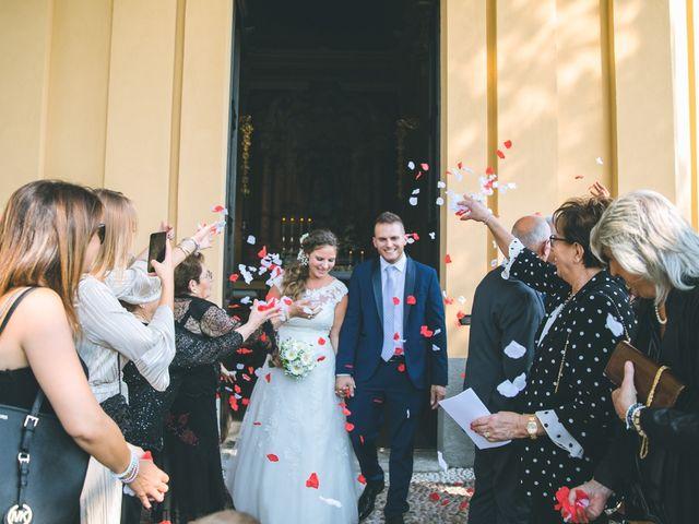 Il matrimonio di Simone e Giovanna a Vanzaghello, Milano 91