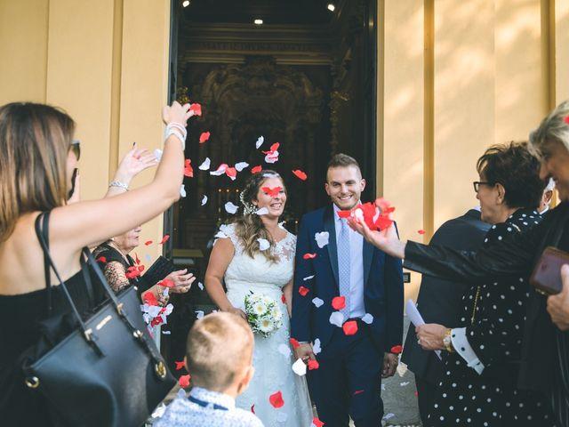 Il matrimonio di Simone e Giovanna a Vanzaghello, Milano 92