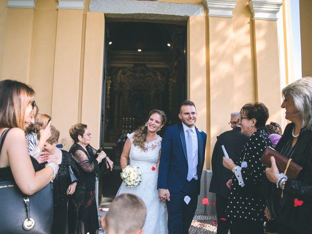Il matrimonio di Simone e Giovanna a Vanzaghello, Milano 93