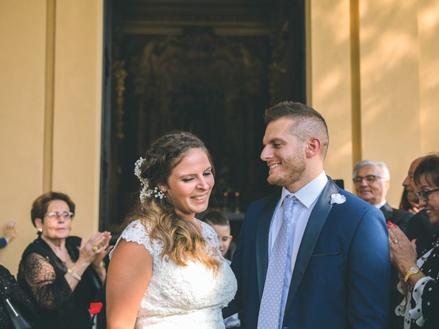 Il matrimonio di Simone e Giovanna a Vanzaghello, Milano 95