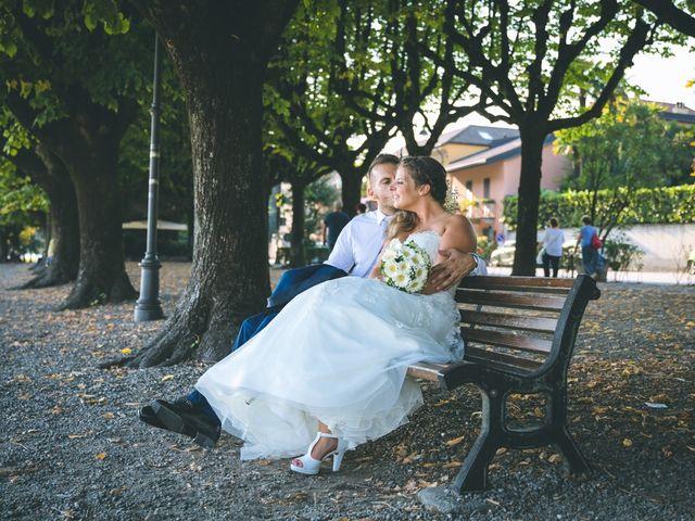 Il matrimonio di Simone e Giovanna a Vanzaghello, Milano 99