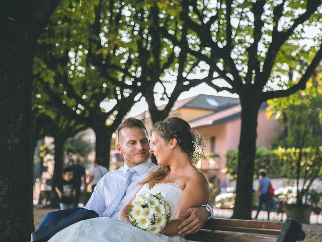 Il matrimonio di Simone e Giovanna a Vanzaghello, Milano 100