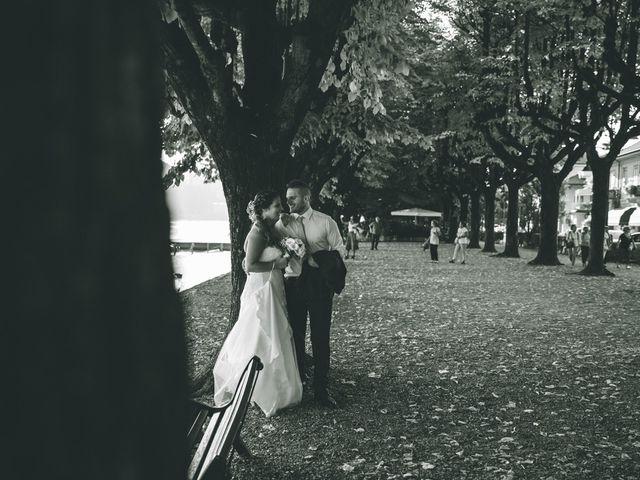 Il matrimonio di Simone e Giovanna a Vanzaghello, Milano 105
