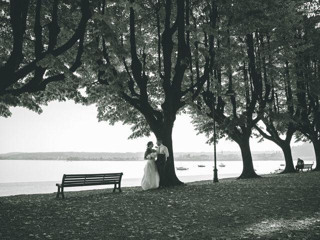 Il matrimonio di Simone e Giovanna a Vanzaghello, Milano 107