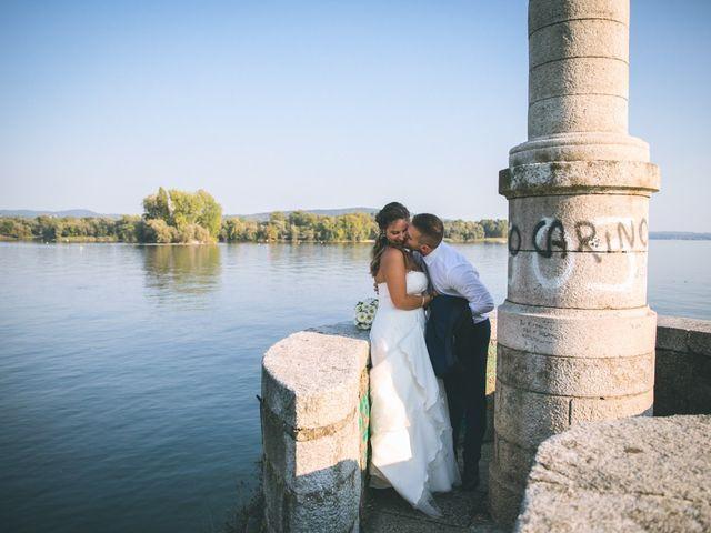 Il matrimonio di Simone e Giovanna a Vanzaghello, Milano 110