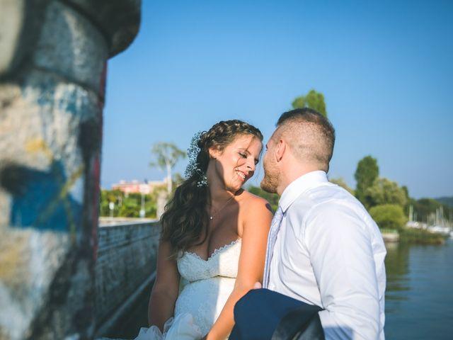 Il matrimonio di Simone e Giovanna a Vanzaghello, Milano 113