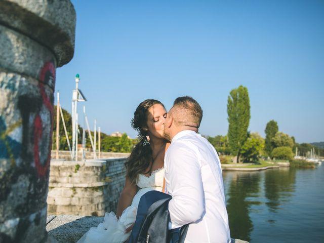 Il matrimonio di Simone e Giovanna a Vanzaghello, Milano 115
