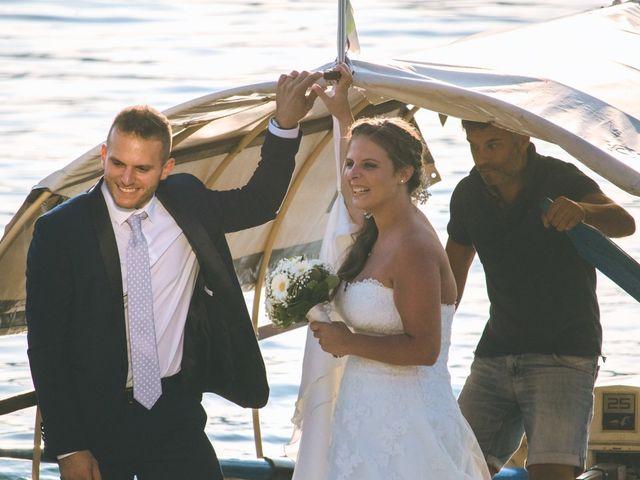 Il matrimonio di Simone e Giovanna a Vanzaghello, Milano 136