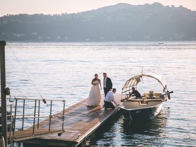 Il matrimonio di Simone e Giovanna a Vanzaghello, Milano 137