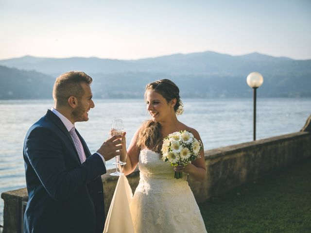Il matrimonio di Simone e Giovanna a Vanzaghello, Milano 142