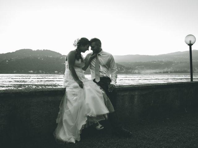 Il matrimonio di Simone e Giovanna a Vanzaghello, Milano 173