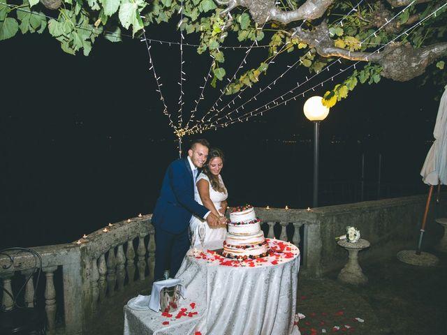 Il matrimonio di Simone e Giovanna a Vanzaghello, Milano 227