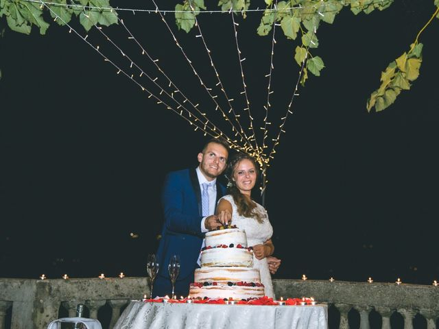 Il matrimonio di Simone e Giovanna a Vanzaghello, Milano 231