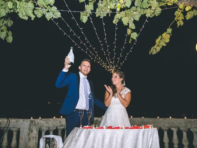 Il matrimonio di Simone e Giovanna a Vanzaghello, Milano 237