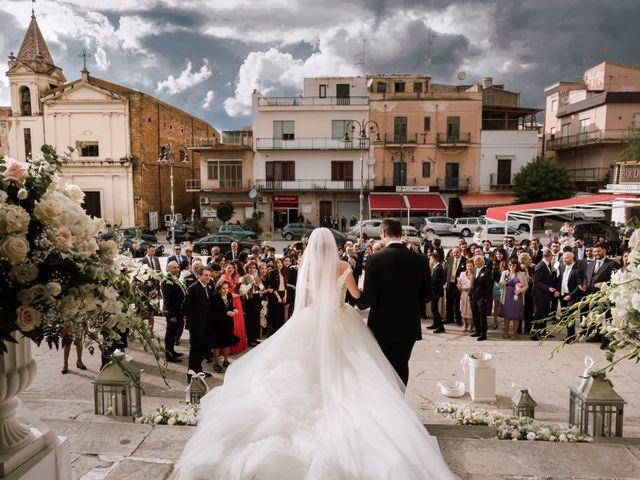 Il matrimonio di Giuseppe e Francesca a Marsala, Trapani 24