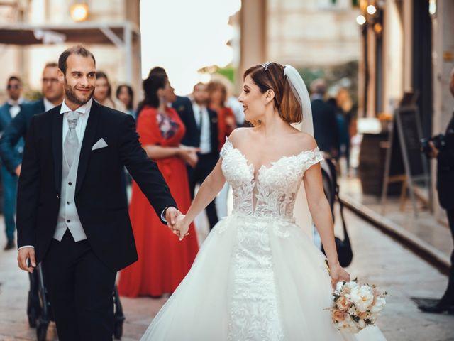 Il matrimonio di Giuseppe e Francesca a Marsala, Trapani 35