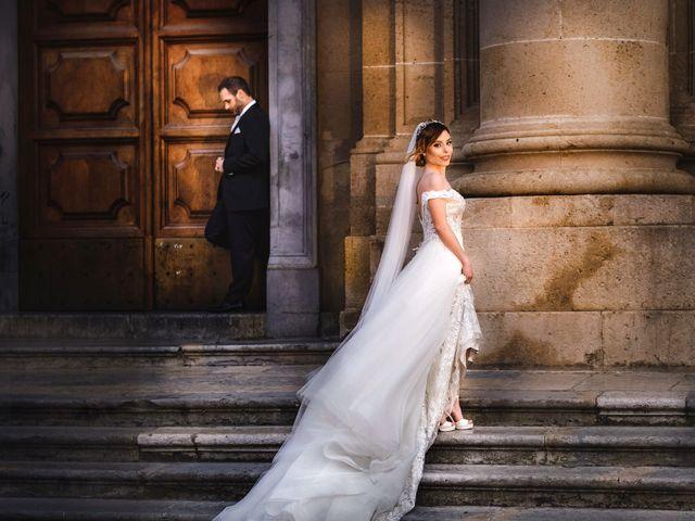 Il matrimonio di Giuseppe e Francesca a Marsala, Trapani 36