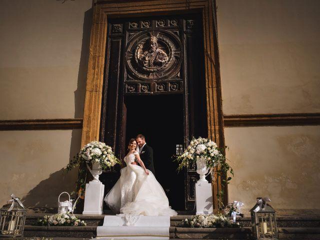Il matrimonio di Giuseppe e Francesca a Marsala, Trapani 39