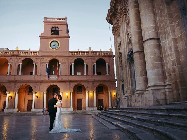 Il matrimonio di Giuseppe e Francesca a Marsala, Trapani 40