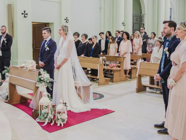 Il matrimonio di Moreno e Nathalie a Cesena, Forlì-Cesena 17