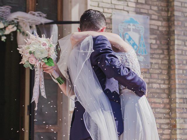 Il matrimonio di Moreno e Nathalie a Cesena, Forlì-Cesena 19